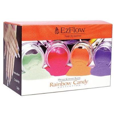 EZ Flow Design Color Acrylic Collection Kits, Rainbow Candy