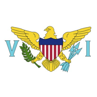 Annin US Virgin Islands Flag - 3' x 5'