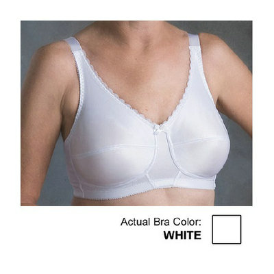 Nearly Me Plain Soft Cup Mastectomy Bra 46D
