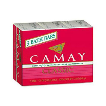 Camay 08829 4 Ounces Individually Wrapped Bar Soaps