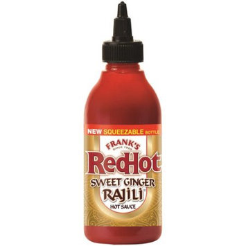 Frank's RedHot® Rajili™ Sweet Ginger Sauce