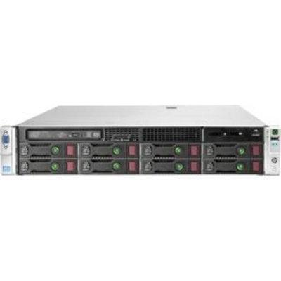 HP ProLiant DL360p G8 670633-S01 1U Rack Server - 1 x Xeon E5-2620 2GHz