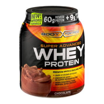 Body Fortress Super Advanced Whey Protein Chocolate