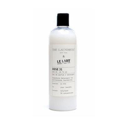 The Laundress New York Le Labo Rose 31 Signature Detergent