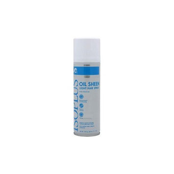 Isoplus Oil Sheen Hairspray Light Bonus 14.7oz