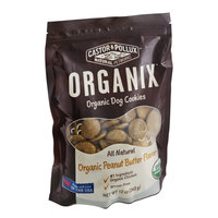 Organix Organic Dog Cookies Peanut Butter