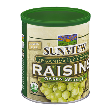 Sunview Raisins Green Seedless