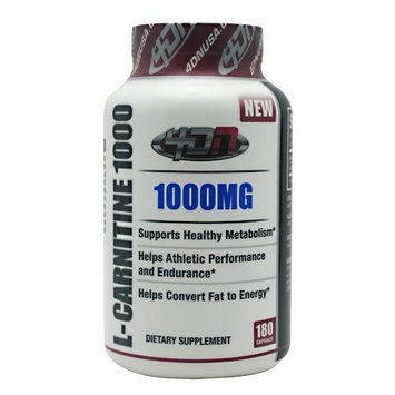 4 Dimension Nutrition L-Carnitine 1000 - 180 Capsules