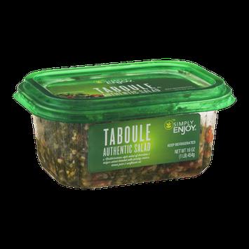 Simply Enjoy Taboule Authentic Salad