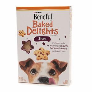 Beneful Baked Delights Stars