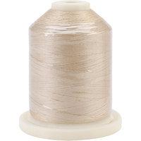 American & Efird Signature 60 Cotton 3-Ply 1100 Yard Mini King Spool-Antique White