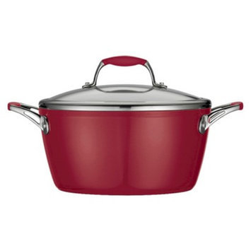 Tramontina Ceramica 5 qt. Covered Dutch Oven - Red