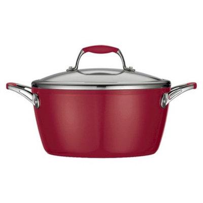 Tramontina Ceramica 5 qt. Covered Dutch Oven - Red