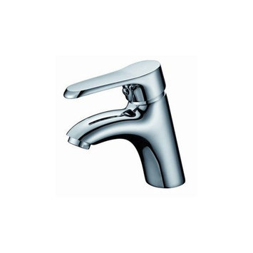 Smith & Wollensky Chrome Finish Solid Brass Bathroom Sink Faucet