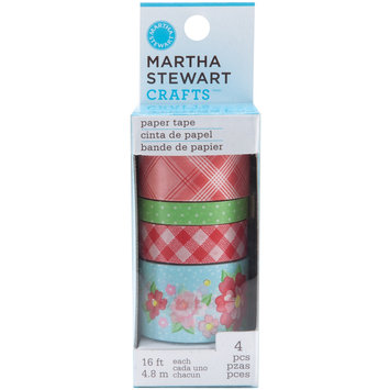Martha Stewart Crafts Vintage Girl Paper Tape