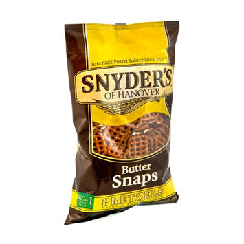 Snyder's of Hanover Butter Snaps Natural Butter Flavor Pretzels