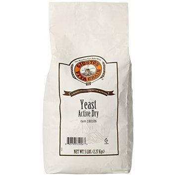Giustos Vita Grain Active Dry Yeast, 5 Pound