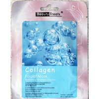 Beauty Treats Collagen Facial Mask