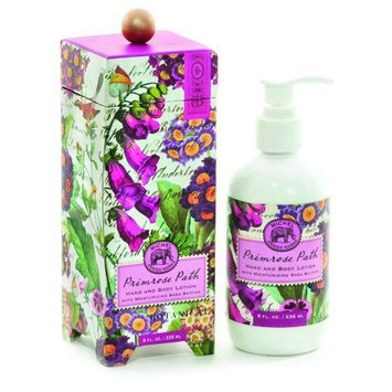 Michel Design Works Hand and Body Lotion 8-Ounce, Primrose Path