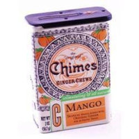 Ginger Chews Mango Chimes 2 oz Tin