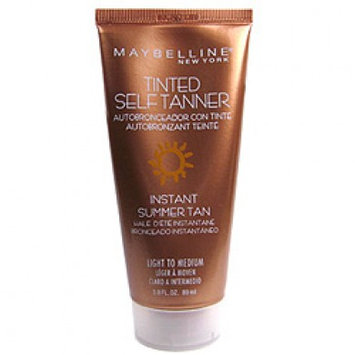 Maybelline Tinted Self Tanner Instant Summer Tan