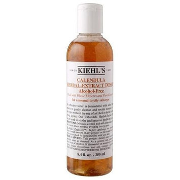 Kiehl's Calendula Herbal Extract Alcohol Free Toner - Medium Size 8.4oz (250ml) (for Women)