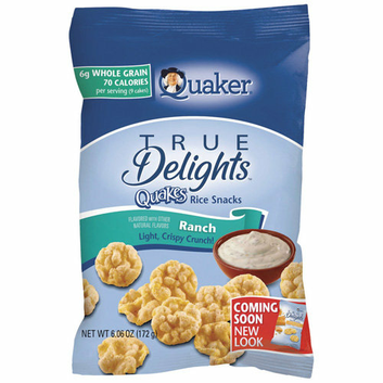 Quaker® Ranch Rice Snacks