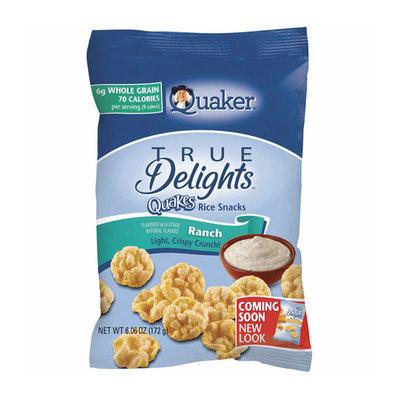 Quaker® Ranch Rice Snacks