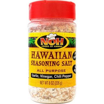 Shake 'n Bake NOH Foods of Hawaii Garlic, Vinegar, Chili Pepper All Purpose Hawaiian Seasoning Salt, 8 oz