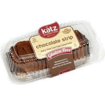 Katz Gluten Free Chocolate Strip (15 Oz.)