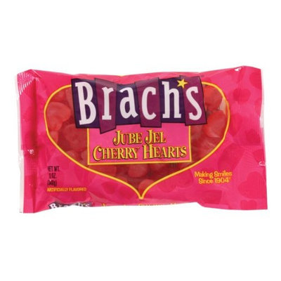 Brachs Brach's Jube Jel Cherry Hearts Valentine Candy