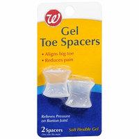 Walgreens Gel Toe Spacers