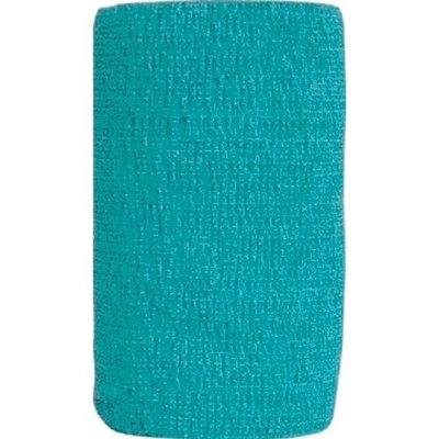 Andover healthcare 3400TE Co-Flex Flexible Pet Bandage / Color (Teal)