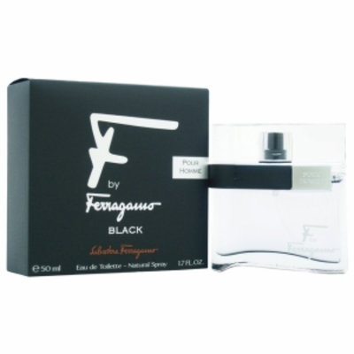 Salvatore Ferragamo F Black Eau de Toilette Spray, 1.7 fl oz