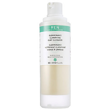 REN ClearCalm 3 Clarifying Clay Cleanser 5.1 oz