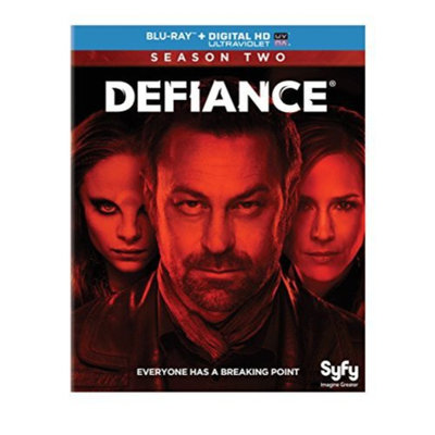 Defiance: The Complete Second Season (Blu-ray + Digital HD) (Widescreen)