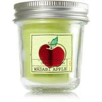 Bath & Body Works Wasabi Apple Mini Jar Candle