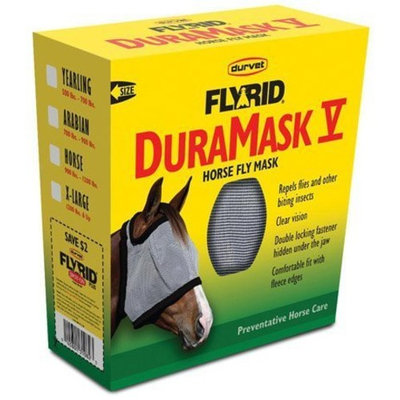 Durvet DuraMask Equine Fly Mask