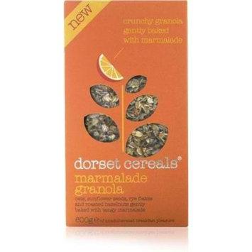 Dorset Cereal, Marmalade Granola 11.46 oz. (Pack of 5)