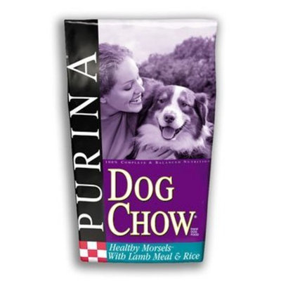 Purina Dog Chow Lamb/Rice Dry Dog Food 35.2lb