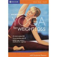 Koch Entertainment Maintenance Yoga for Weight Loss [CD/DVD] (new)
