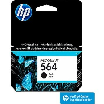 HP 564 Ink Cartridge - Black (CB316WN#140)