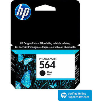 HP 564 Ink Cartridge - Black (CB316WN#140)