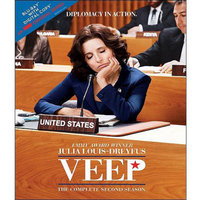 Veep: The Complete Second Season (Blu-ray + Digital Copy) (Widescreen)