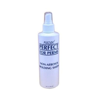 Razac Perfect for Perms Non-Aerosol Holding Sheen 8oz
