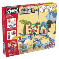K'nex K'NEX Super Mario Beach Building Set