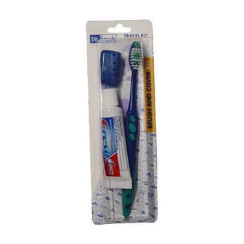 Crest Travel Kit Toothpaste & Toothbrush (Pack of 12)