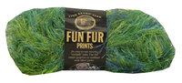 Lion Brand 320-207 Fun Fur Yarn-Citrus