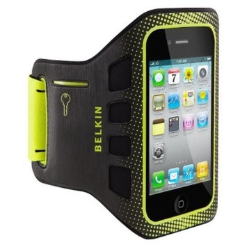 Belkin Ease Fit Armband for iPhone - Black (F8Z894ebC00)