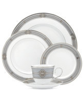 Lenox Dinnerware, Ashcroft 5 Piece Place Setting